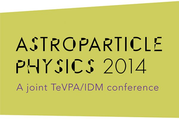 Conference Astroparticle Physics 2014